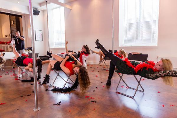 Workshop Burlesque in Scheveningen